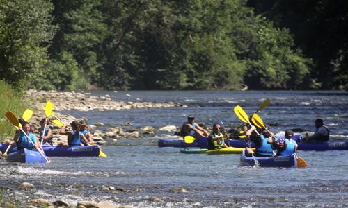 canoas asturias